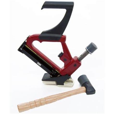 home depot manual floor nailer porta nails manual 16 t or l pro hardwood floor