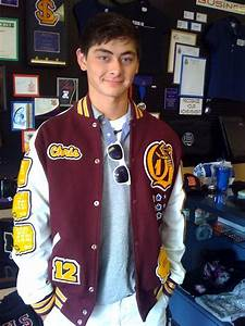 maroon and gold letterman jacket odea letterjacket With letter jackets and more
