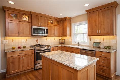 Oak Shaker Kitchen Cabinets  Free Download Wiring Diagram