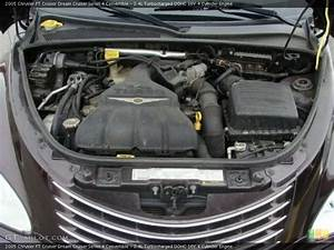 2 4l Turbocharged Dohc 16v 4 Cylinder 2005 Chrysler Pt