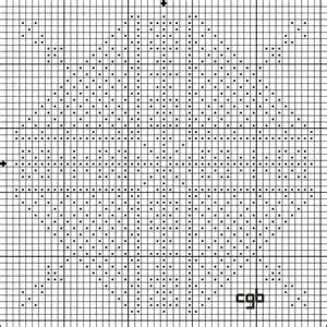 Free Printable Counted Cross Stitch Patterns