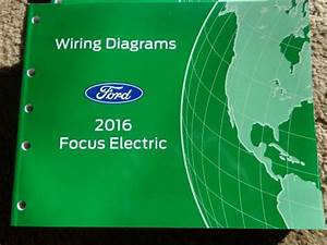 2015 Ford C Max Hybrid C Max Energi Electrical Wiring Diagram Oem Factory