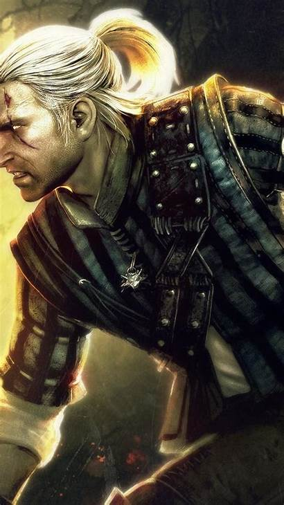 Witcher Geralt Enhanced Edition Iphone Mobile