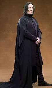 Snape in his robes from the Order of the Pheonix | Severus ...