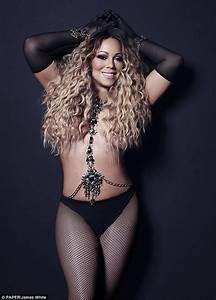 Mariah Carey is accused of 'photoshopping' again | Daily ...