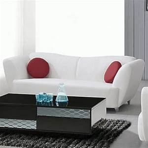 dalton contemporary sofa with red round pillows sofas With red round sectional sofa