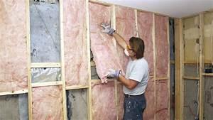 Isoler Sous Sol : isoler les murs du sous sol r novation bricolage ~ Melissatoandfro.com Idées de Décoration