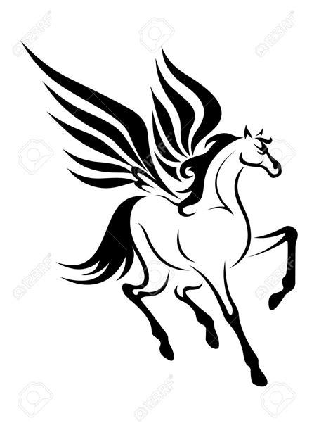 40+ Famous Pegasus Tattoo Designs