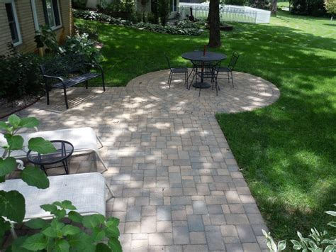 paver patios minnesota outdoor solutions
