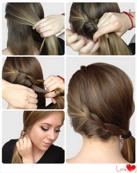 daily hairstyles for long hair daily hairstyles for long straight hair