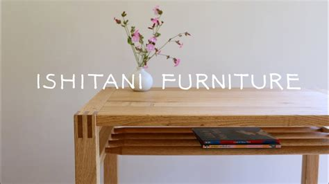 Ishitani  Making A Small Table With A Shelf Youtube