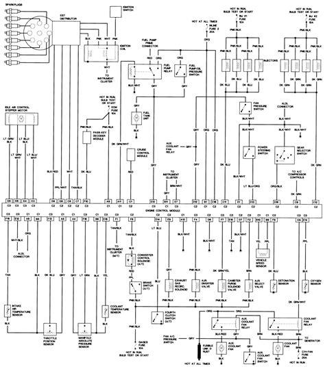1986 Camaro Fuel Wiring Harnes Diagram by Help Spark Issues 90 Model Camaro Third