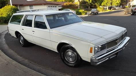 Collectible Or Not? 1979 Chevrolet Impala Wagon