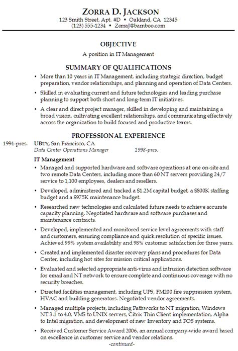 Good Bad Resumes Examples You Have To Avoid Bad Resume