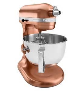 KitchenAid Stand Mixer Copper