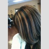 Dark Brown Hair With Caramel Highlights | 640 x 960 jpeg 75kB
