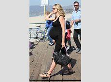 Best Bump Heidi Klum's Maternity Style Project Nursery