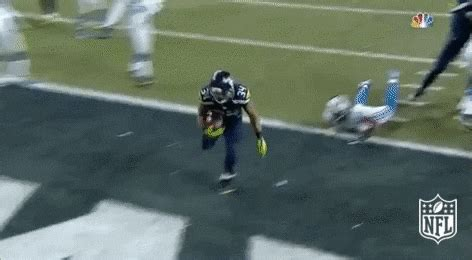 seattle seahawks gif  nfl find share  giphy