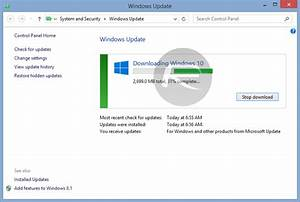 Force Download Windows 10 Free Upgrade Right Now  Here U0026 39 S