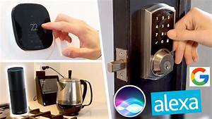 Top 5 Smart Home Tech of 2017 (for Amazon Echo, Google ...