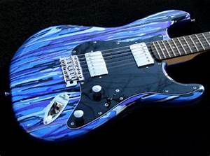 Light Blue Metal Flake Paint Gallery Guitarpaintguys Check Out Some Of Our Work