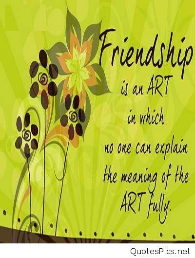 friendship quotes quotespics