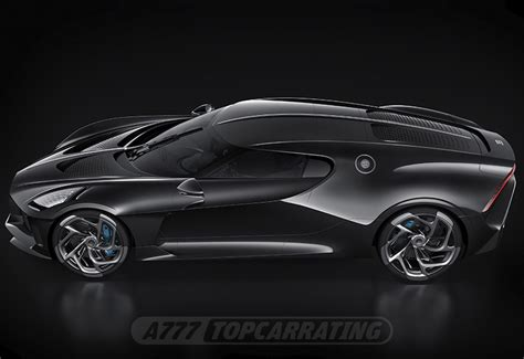 It is a feast of aesthetics, says stephan winkelmann. 2019 Bugatti La Voiture Noire - specifications, photo, price, information, rating