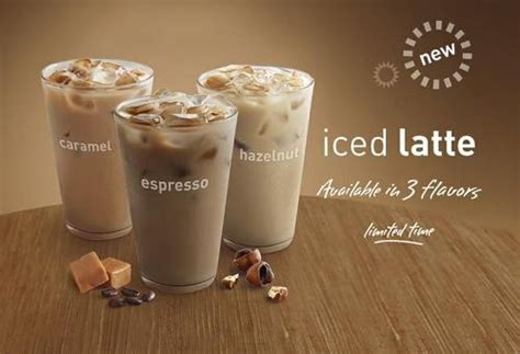 You can make your own mcdonald's vanilla iced coffee with torani vanilla syrup and your best coffee. Movenpick Ice Cream Usa: Mcdonald Iced Coffee Calories
