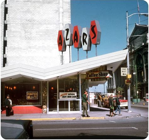 2,340 likes · 3 talking about this. Azar's Coffee Shop — 1968   Fort wayne indiana, Old fort, Fort