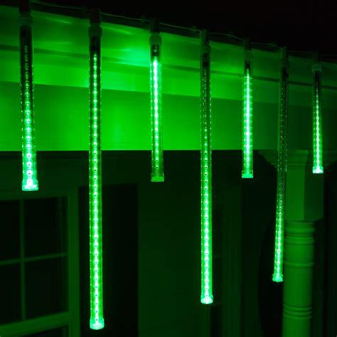 green grand cascade led light tubes  base