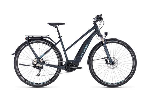 cube trekking e bike cube touring hybrid pro 400 damen trekking pedelec e bike