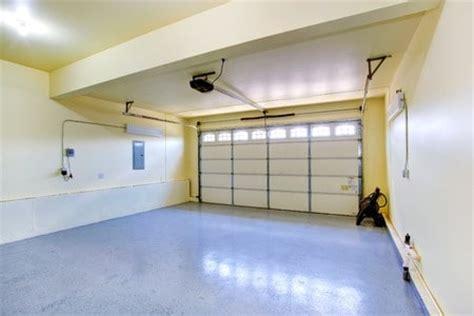 Pvc Boden Versiegelung by Bodenversiegelung In Der Garage Beschichtung Garagenboden