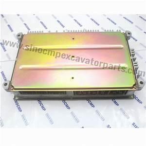 Yn22e00037f6 Hydraulic Pump Control Panel For Sk210