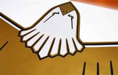 jeep golden eagle decal jeep cj7 1977 80 golden eagle gold hood bird decals kit