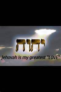 Scripture Jehovah