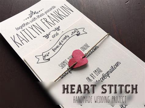 Handmade Heart Stitch Belly Band
