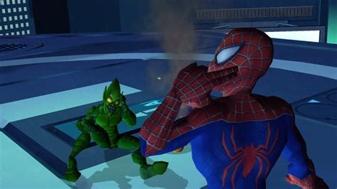 spider man friend  foe walkthrough part  oscorp