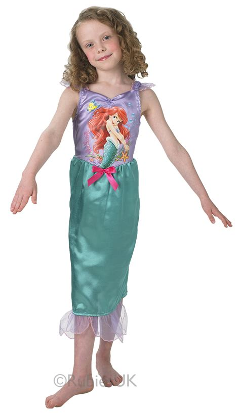 Official Disney Princess Fancy Dress Costume Girls Outfit Childrens Childs Kids | eBay