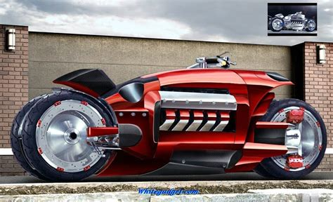 Motorcycles With Car Engines