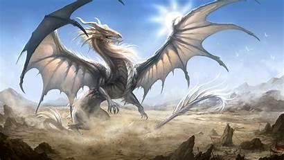 Dragon Fantasy Wallpapers Desktop Backgrounds Background Mobile