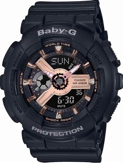 Ba 110rg Casio 1aer Watches 1a Shock