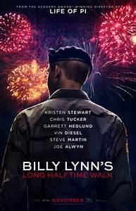 Billy Lynn's Long Halftime Walk (film) - Wikipedia