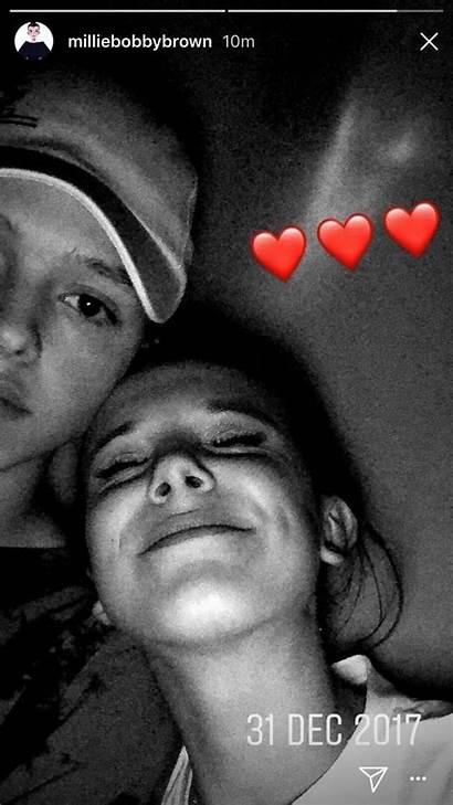 Bobby Millie Brown Jacob Instagram Sartorius Relationship