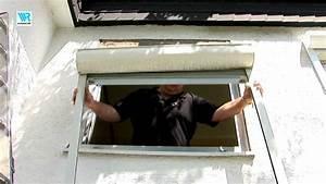 Fenster Rolladen Reparieren : rolladen montage als vorbaurollade youtube ~ Michelbontemps.com Haus und Dekorationen