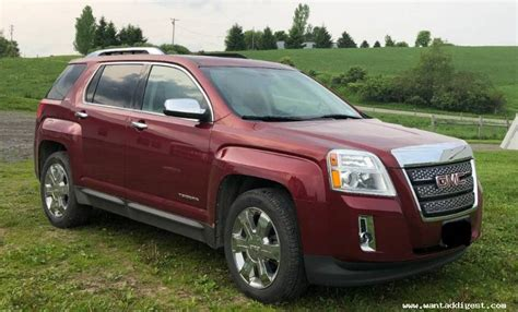 how to fix cars 2011 gmc terrain electronic throttle control gmc terrain 2011 for sale in richfield springs new york want ad digest
