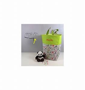 Grand Coffre De Rangement : grand coffre jouets sac enfant personnalis panda cr aflo ~ Teatrodelosmanantiales.com Idées de Décoration
