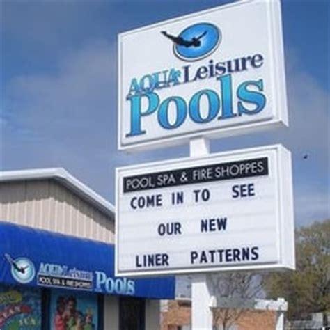aqua pa phone number aqua leisure pools pool tub service 2093 general