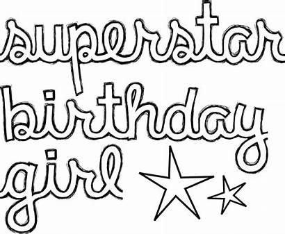 Birthday Printable Cards Sentiments Handmade Sentiment Superstar