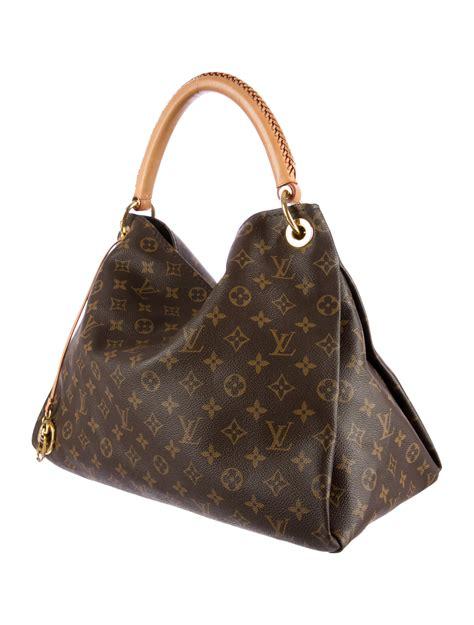 louis vuitton artsy mm handbags lou  realreal