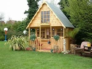 Maison De Jardin : abri de jardin votre petite maison de charme ~ Premium-room.com Idées de Décoration